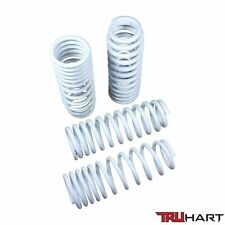 """Truhart Lowering Springs (2.0""""F - 2.0""""R) For Accord 03-07/TSX 03-08/ TL TH-H408"""