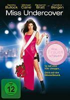 Miss Undercover - DVD - ohne Cover #m27