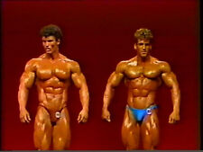 1983 NPC Nationals bodybuilding video muscle dvd  Bob Paris, Matt Mendenhall