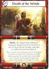 3 x Death of the Winds L5R CCG CoM