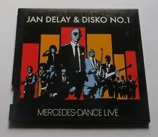 Jan Delay -  Mercedes Dance (Live) (Ltd. Pur Edt.) CD
