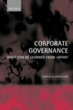 Corporate Governance: What Can Be Learned from Japan?-ExLibrary