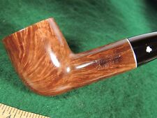 EXCELLENT 1938-1945 KAYWOODIE SMOOTH CHUBBY FAT BILLARD SUPERGRAIN 4 HOLESTINGER