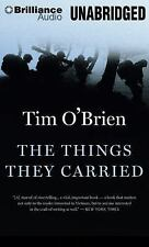 The Things They Carried by Tim O'Brien (2014, MP3 CD, Unabridged)