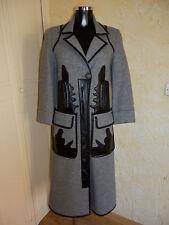 magnifique manteau KENZO,  t.36 fr, exc. état, authentique