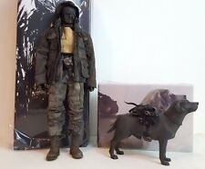 3a ThreeA Ashley Wood Shadow Mission Bleak & Custard Labrador 1/6 Scale Set