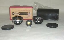 LENTAR TELEPHOTO & WIDE-ANGLE LENSES AND FINDER. S-V  #donnie