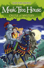 The Magic Tree House 2: Castle of Mystery by Mary Pope Osborne - New Book