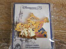 DLP DLRP Pin Disney Parade Tic et Tac 25eme Anniversaire LE 700 SOLD OUT