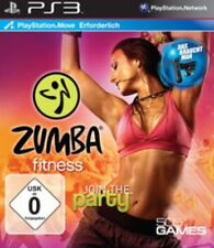 Playstation 3 ZUMBA FITNESS Join The Party ohne GÜRTEL TopZustand