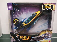 DC The BatMan BatBlade Vehicle  ERROR Hyper-Jet Package