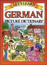 Let's Learn German Dictionary, Goodman, Marlene