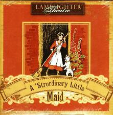 New Sealed A 'STRORDINARY LITTLE MAID Lamplighter Theater 2 CD Christian Audio