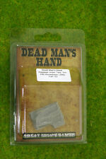 DEAD MANS HAND BAGGAGE UNDER TARP (Small) for Old west Skirmish games 28mm