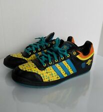 Mens Adidas Top Ten Lo Low Day of the dead RARE Size 14