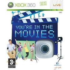 XBOX 360 YOU'RE IN filmati GIOCO SOLO promo copy X360