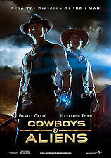 Cowboys And Aliens (Blu-ray, 2011)