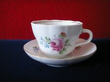Dresden Coffee Cup and Saucer