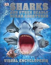 Sharks and Other Deadly Ocean Creatures by Dorling Kindersley Publishing...