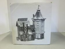 Dept 56 North Pole Series Elfin Forge and Assembly Shop