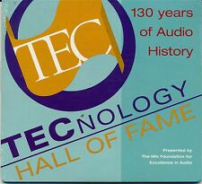 TECNology Hall of Fame DVD - 2006 TEC Awards - AES - NEW