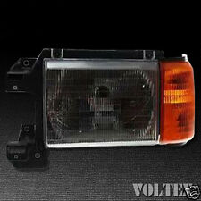1987-1991 Ford F150 Truck F250 F350 Headlight Lamp Clear lens Halogen Left Side