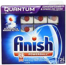 Finish Quantum 25 Capsules