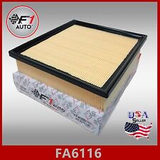 F6116 AIR FILTER TOYOTA SIENNA LEXUS RX350 DODGE DURANGO JEEP GRAND CHEROKE.