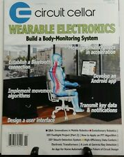 Circuit Cellar November 2015 Wearable Electronics Body Monitor FREE SHIPPING sb