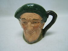 "Royal Doulton Toby Mug ""Auld Mac"" 2 1/4"" tall VGC Free Shipping"