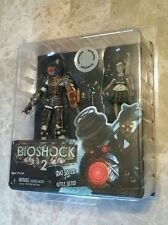 Bioshock 2 Big Sister and Little Sister NECA Figure Toys R Us Exclusive