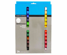 Daler Rowney Simply Watercolour Paint Set - 24 x 12ml Tubes