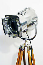 VINTAGE FILM LAMP INDUSTRIAL FLOOR LIGHT EAMES ART DECO STUDIO BAUHAUS ALESSI
