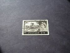 Great Britain Scott# 329 Carrickfergus, Irland 1955 P5