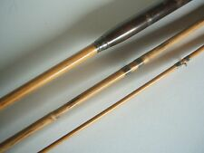 Spinning Rod Cane 10.5ft 3 pc, wooden handle
