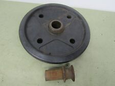 Honda HS50 HS 50 55 70 80 Snowblower OEM Rear Track Wheel w/ Bushing  #2   B156