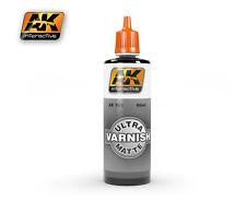 AK-Interactive AK-183 Acrylic Ultra Matte Finish Varnish (60ml)