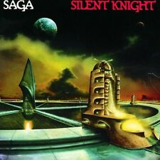 Silent Knight - Saga (1994, CD NEUF)