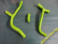 Win-racing Silicone Radiator Coolant GRN Hose HONDA CRF450R 2009-2012 2010 2011