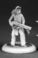 Gallup Zombie Survivor Reaper Miniatures Chronoscope Post Apocalyptic Shotgun