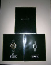 CHANEL - J 12 Editions Exclusives - Les Collections de Chanel