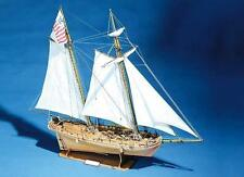 "Elegant, Detailed Model Ship Kit by Krick: the ""Alert"" US Revenue Cutter"