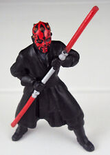 Star Wars Action Figure ~ Sith Lord Darth Maul Battle Stance w/Dual Light Sabre