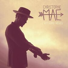 CHRISTOPHE MAE : L'ATTRAPE REVES limited edition (CD + DVD) sealed