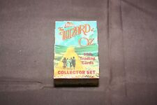 The Wizard of Oz Trading Cards by Pacific Collectors Set