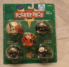 1997 Riddell Pocket Pros AFC Central Oilers Ravens Bengals Jaguars Steelers 1 N