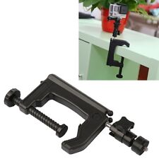 Strong Table Clamp Desktop Holder Mount +Tripod Adapter for GoPro HERO 5 4 3+ 3