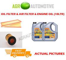 PETROL OIL AIR FILTER + LL 5W30 OIL FOR MERCEDES-BENZ SLK350 3.5 272BHP 2004-11