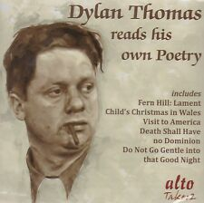 [NEW] CD: DYLAN THOMAS READS HIS OWN POETRY