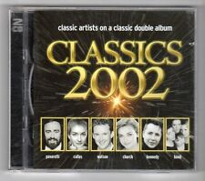 (GZ279) Various Artists, Classics 2002 - Double CD